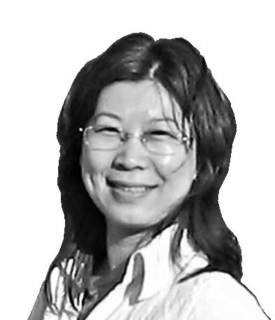 Professor Catherine Wang - Photo